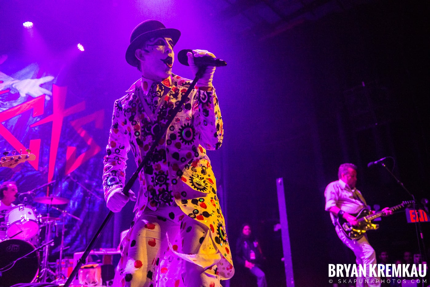 The Adicts @ Gramercy Theatre, NYC - 1.16.20 (32)