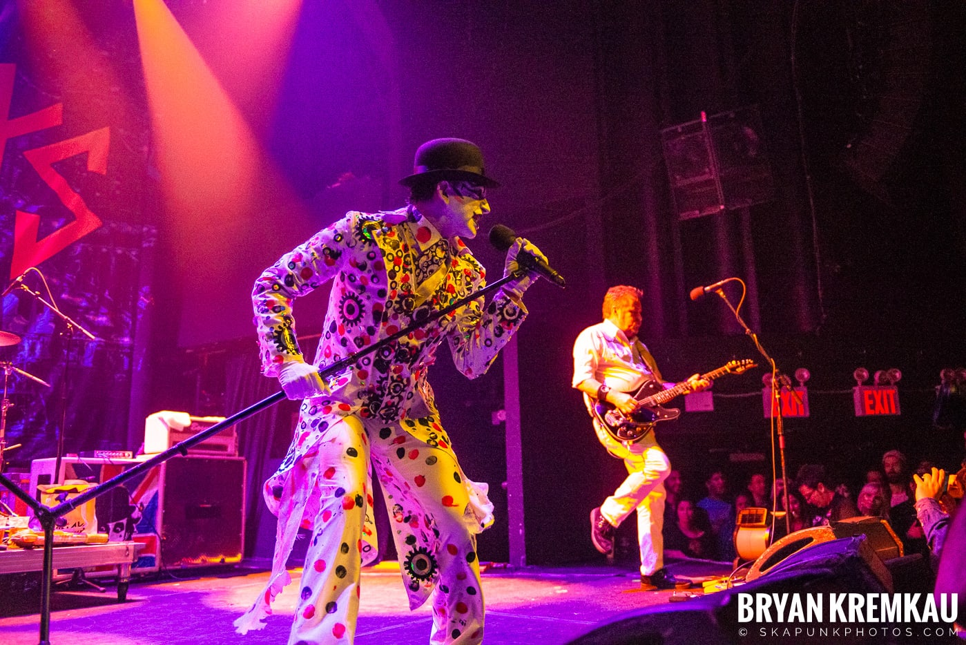 The Adicts @ Gramercy Theatre, NYC - 1.16.20 (31)