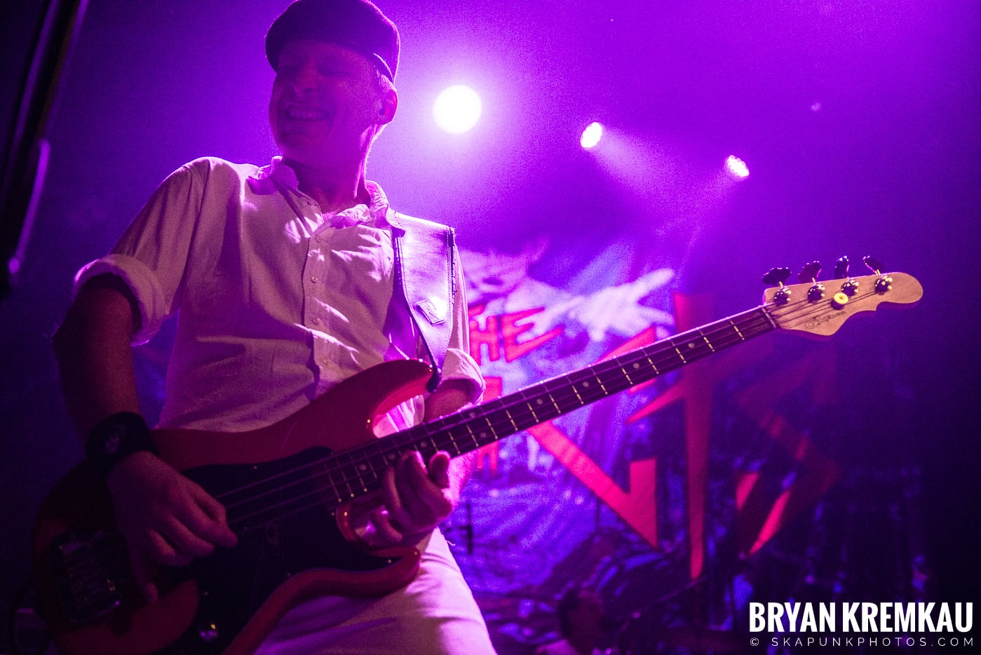 The Adicts @ Gramercy Theatre, NYC - 1.16.20 (30)