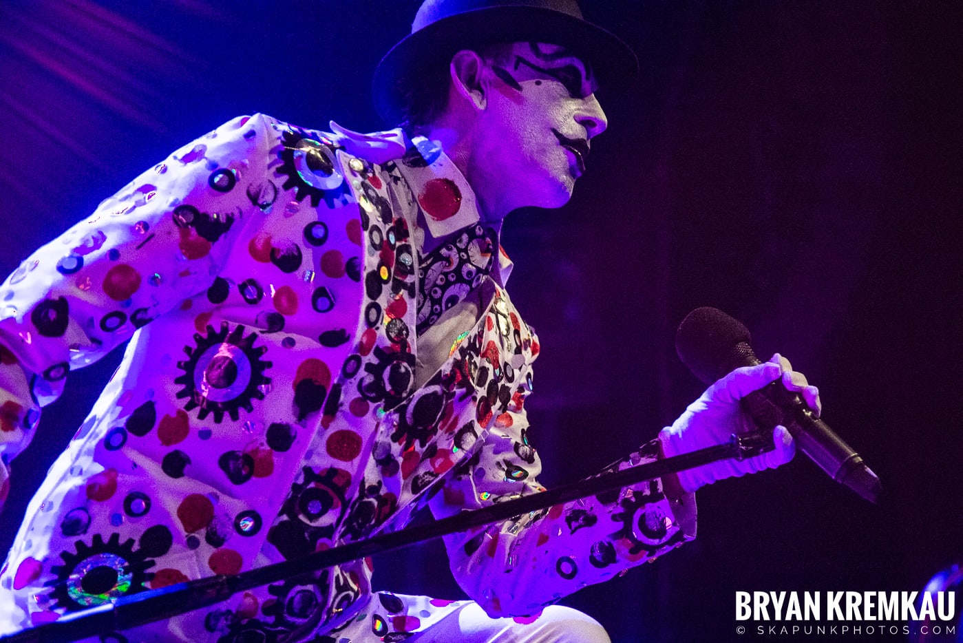 The Adicts @ Gramercy Theatre, NYC - 1.16.20 (29)