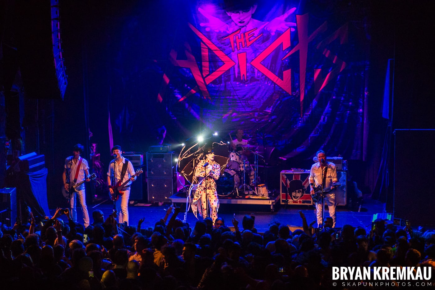 The Adicts @ Gramercy Theatre, NYC - 1.16.20 (25)
