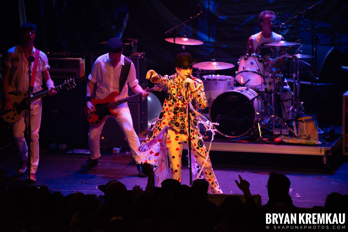 The Adicts @ Gramercy Theatre, NYC - 1.16.20 (23)