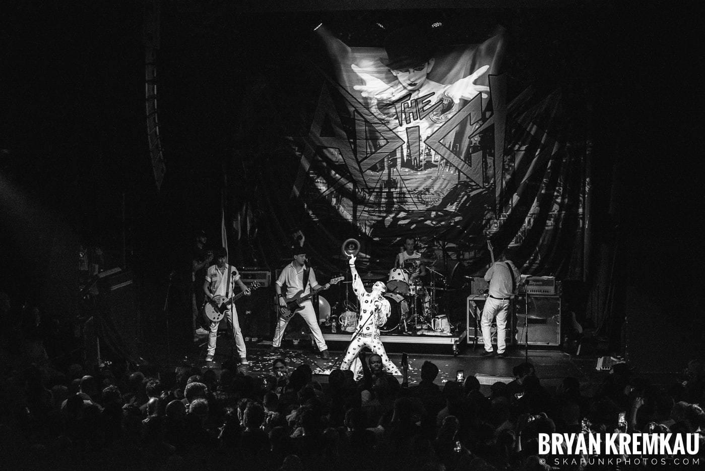 The Adicts @ Gramercy Theatre, NYC - 1.16.20 (17)