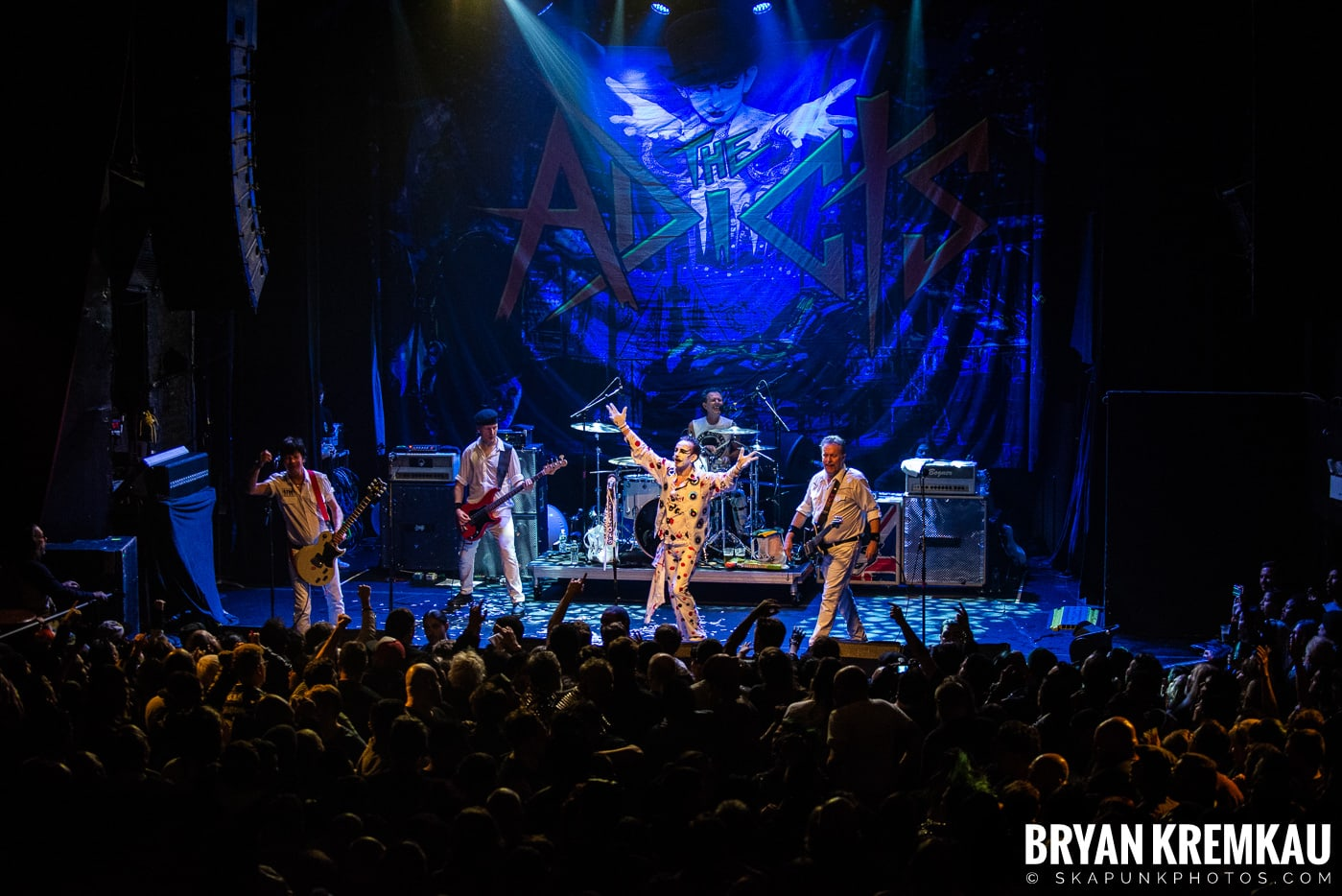 The Adicts @ Gramercy Theatre, NYC - 1.16.20 (15)