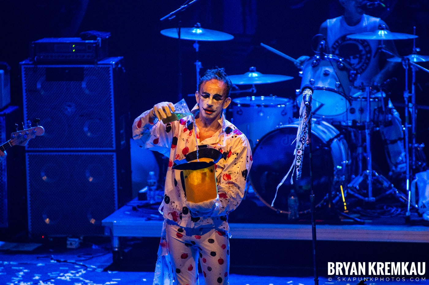 The Adicts @ Gramercy Theatre, NYC - 1.16.20 (9)