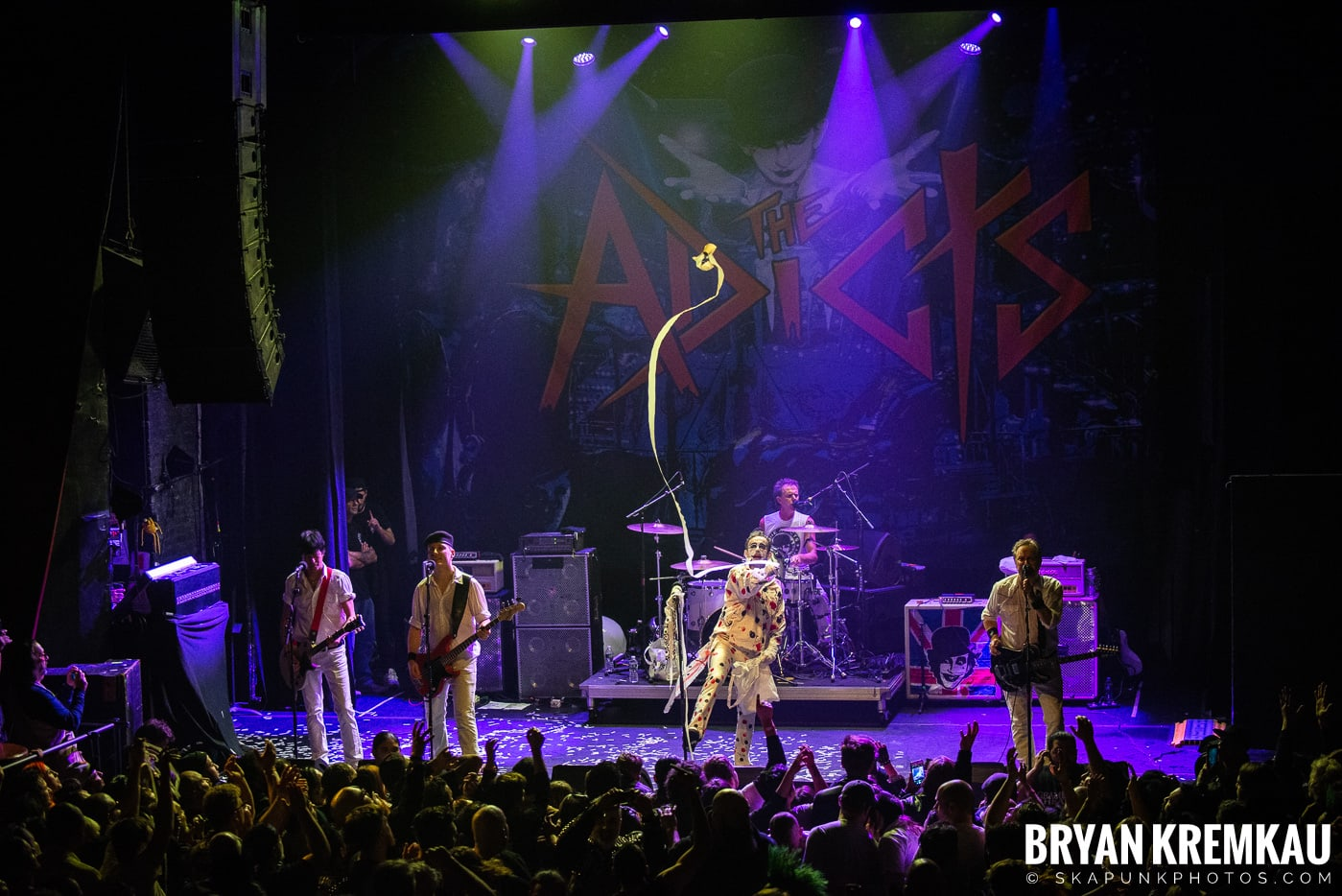 The Adicts @ Gramercy Theatre, NYC - 1.16.20 (6)