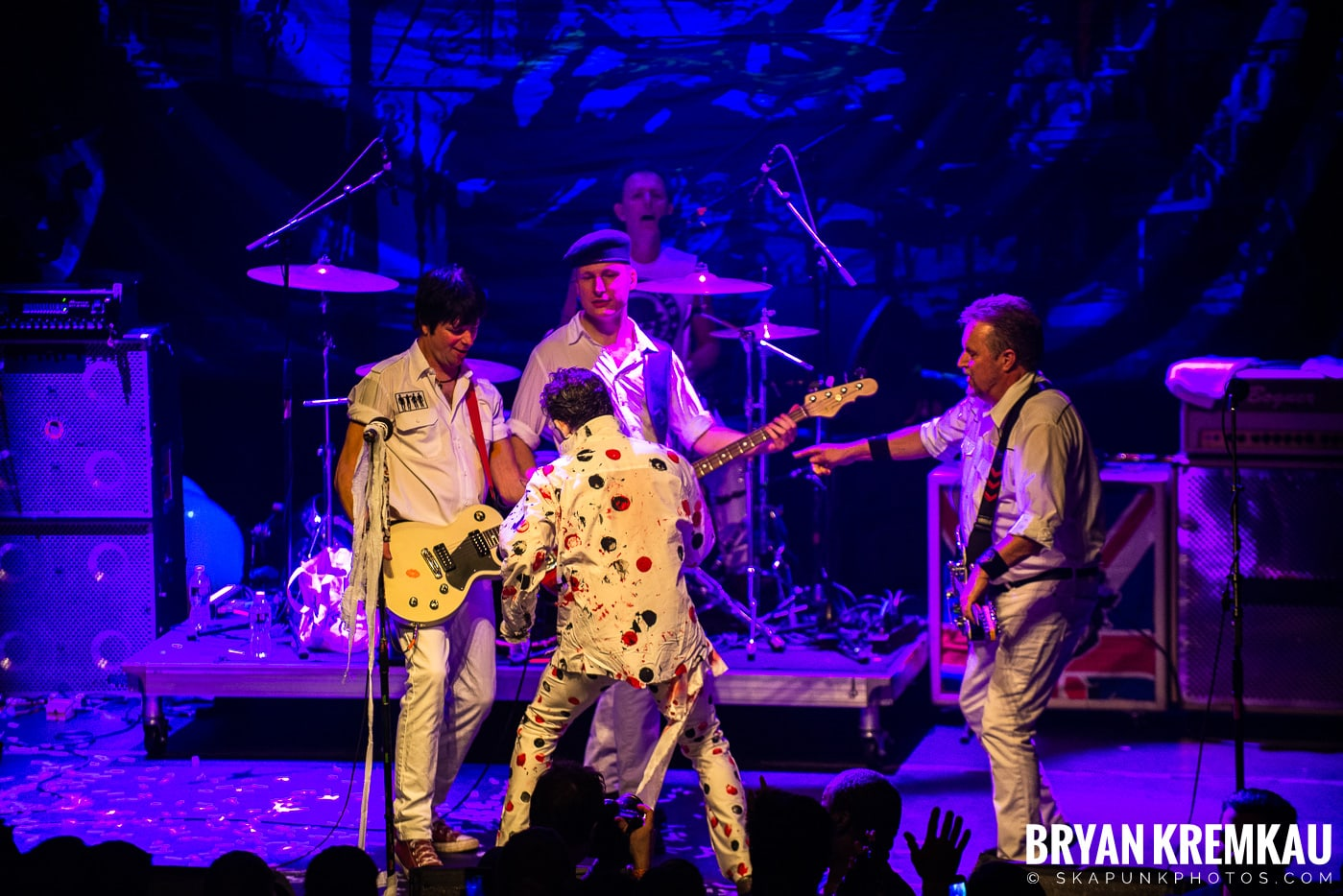 The Adicts @ Gramercy Theatre, NYC - 1.16.20 (5)