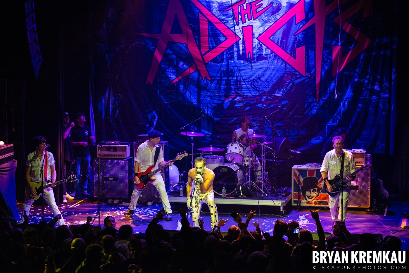 The Adicts @ Gramercy Theatre, NYC - 1.16.20 (4)
