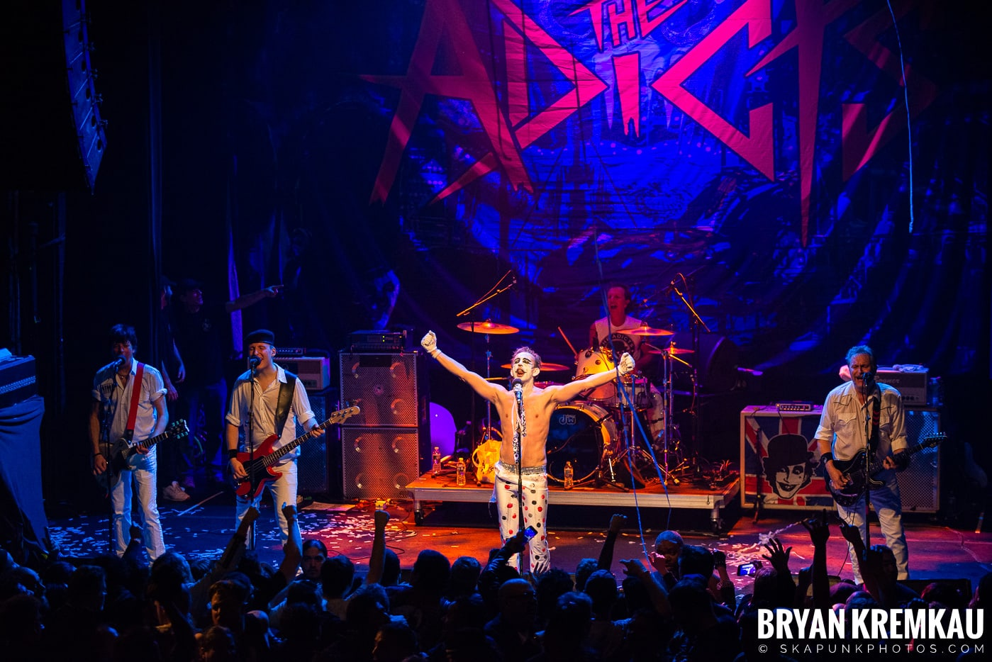 The Adicts @ Gramercy Theatre, NYC - 1.16.20 (3)