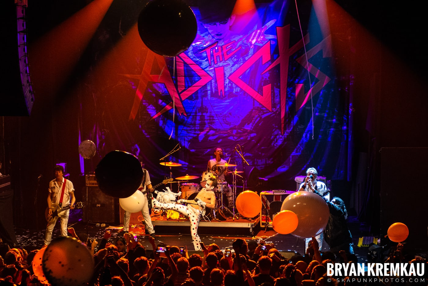 The Adicts @ Gramercy Theatre, NYC - 1.16.20 (1)
